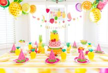 Tutti Fruity Party