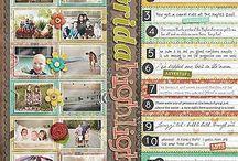 Scrapbooking/Journaling / by Anne Dannells