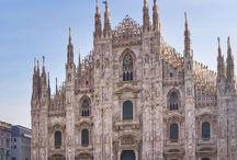 Milan. Travel