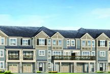 Sold! Cityscape / These townhomes are being offered on a first come first served basis starting from 10.00am Saturday, January 31, at our sales centre located at 1010 6 Avenue SW Calgary. http://attainyourhome.com/portfolio/cityscape