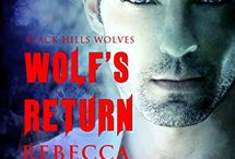 Black Hills Wolves / Multi-authored wolf-shifter series published by Decadent Publishing.