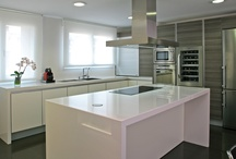 Home Inspiration / Helping people find inspiration on how to use granite, marble and other stone surfaces in your home