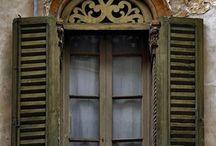 Kapılar ve pencereler  #windows #doors