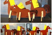 Kid's crafts: Animaletti