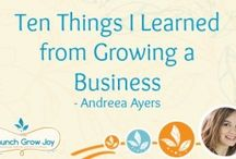 Business - Starting