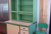 Hoosier-Cabinet