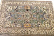 Gallerie des tapis / Dans ce tableau, nous vous présentons une sélection du type de tapis Persans que nous vendons sur www.tapisdorient.net