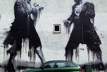 Graffiti / street art