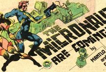 Marvel House Ads / House ads for Marvel Comics / by GCD Grand Comics Database
