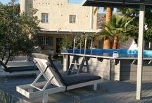 NAXOS ISLAND. ARCHETYPO VILLA. Private pool.