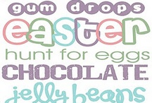 Easter / by Tiffany Badger