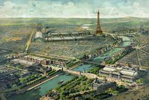 World's Fairs / It's all about world's fairs! / by Päivi V.