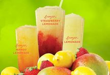 Summer Chills / Who knew summer could give you chills. Try our new fruit infused frozen lemonades and our iced coffees! / by Krispy Kreme
