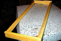Beekeeping / One beehive can produce up to 27 kg of honey per year.