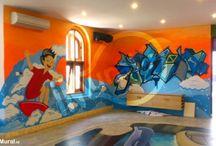Indonesia Graffiti Artist (Jakarta) / It is some of our graffiti made around Jakarta and Indonesia