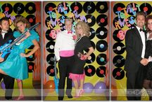 Ergomotion 80's Prom Holiday Party / Here are a few ideas for your party! I couldn't help myself!