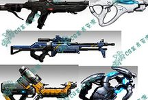 custom and weapons