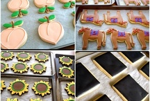 (Cup)Cake and Cookie Decorating / Cake decorating