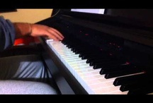 My Piano Playing… Jazz and more / Some videos of myself and my Yamaha CLP 330 digital piano. / by Luca Filigheddu