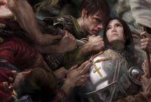 Jeanne D'arc/ Joanne of Arc