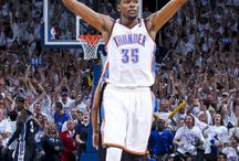 Oklahoma City thunder / by James Lewis
