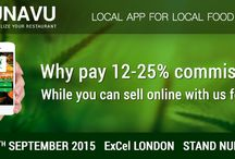 Unavu / Free Mobile Application Delivery at Restaurant