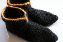 Sloffen/wanten/sokken breien