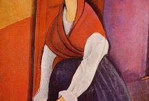 Amedeo Modigliani Gemälde