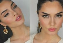 Make Over / Amazing makeup tricks: Contouring and highlights http://www.rivaji.com/176/