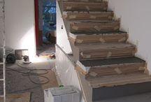 Haus - Treppe