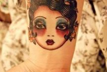 Tattoos  / by Gloriann Chhouth