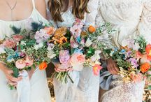 Boho weddings in pastels | Boheme bryllup