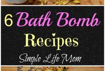Bath bombs and more