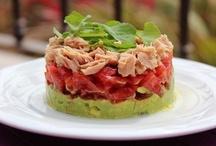 Рецепты блюд с авокадо