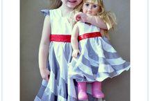vêtements & accessoires poupée