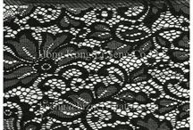"""Elastic Lace Trims Catalog / """" Hong Kong Li Seng Co Ltd """" is a huge or small quantity supplier of Laces, Crochet , Trimmings for the apparel, Craft and all home furnishing industries.  And also our Dyeing Dept can matching your Fabric for free"""