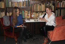 Spotkania z pisarzami / Tu zobaczycie zdjęcia ze spotkań ze znanymi pisarzami