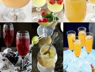 party ideas - food & drinks