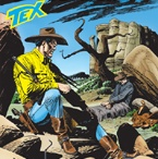 Graphic Novel -Tex