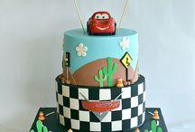 Turning 5 cake ideas