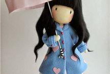 umbrella doll