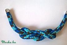 Paracord yewelry bracelets  - paracord karkötők