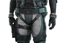 Sci Fi Outfitte