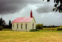 Love old country churches / by Barbara Smith