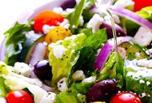 Salads - summer