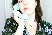 Katie Sweetman, Astrologer / Headshots, promotional images.