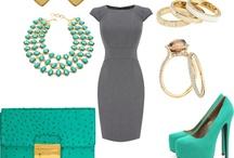 """Business Wear""  / by Veronica Hadley Dottery"