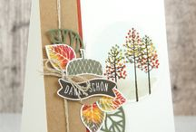 Acorny Thank You / Stempelset Stampin' Up
