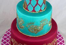 Cakes  de Marruecos