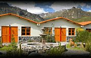 Colca Canyon hotels / The deepest canyon in the world, explore the high Andes and watch the Condor fly as you experience one of the natural wonders Peru can offer by staying at one of the cozy lodges perched above the Canyon itself.
